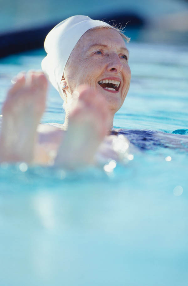 The Springs offers aquatic therapies