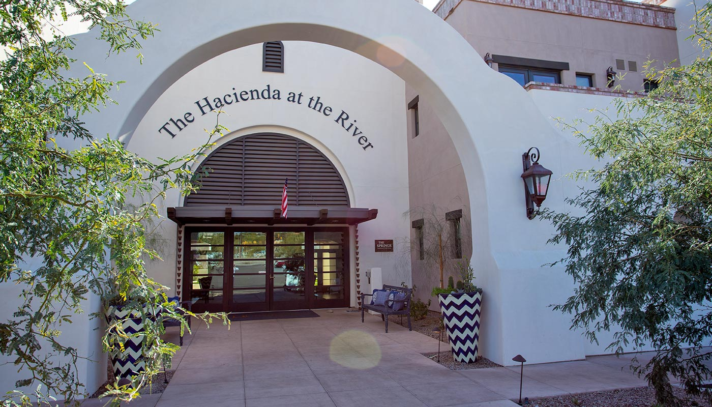 Hacienda at the River Senior Living Tucson