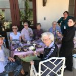 Nothing says summer like a garden party!  And nothing compares to a garden party like one held in our own Hacienda Zen Garden, celebrating Victoria Day with residents and friends!