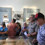 Touring our own neighborhood points of interest is a favorite pastime at The Hacienda. Here we are enjoying the Fort Lowell museum and learning a bit about its history.